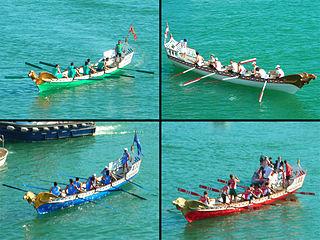 Regatta of the Historical Marine Republics Italian rowing event
