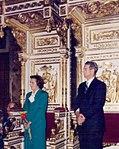 Regele Mihai Si Regina Ana la Iasi Caterderala.jpg