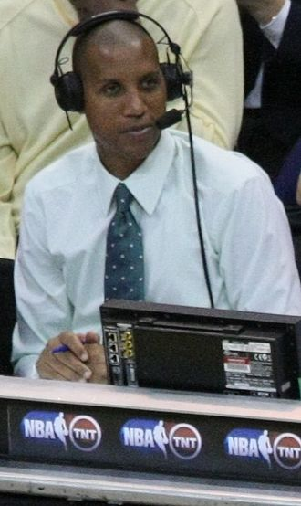 Reggie Miller - Miller currently serves as an NBA analyst for TNT.