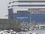 Regina Baltica Riga Sign Tallinn 15 March 2014.JPG