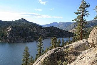 Emigrant Wilderness - Relief Reservoir, Emigrant Wilderness