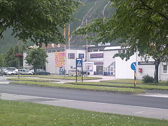 Sunndalsøra - Rema 1000 in Sunndalsøra