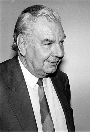 René Monory - René Monory in 1986