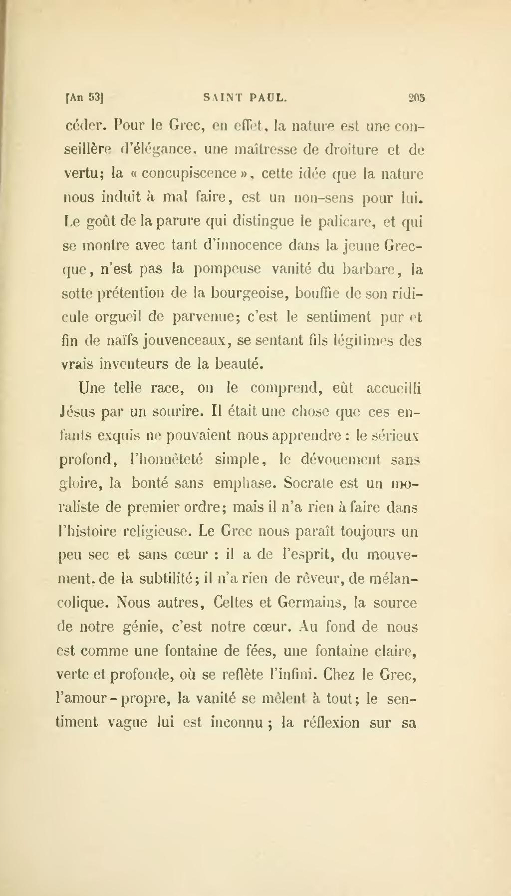Page renan histoire des origines du christianisme 3 - Vanite des vanites tout n est que vanite ...