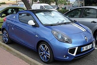Renault Wind - Renault Wind Gordini