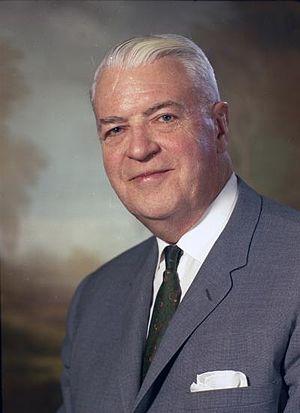 Newman H. Clark - Clark in 1967