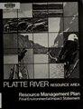 Resource management plan-environmental impact statement for the Platte River Resource Area, Casper, Wyoming - final (IA resourcemanageme04unit).pdf
