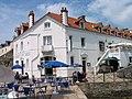 Restaurant Terrasse, in Sauzon, Brittany, France 02.jpg