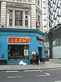Restaurant in Cannon Street - geograph.org.uk - 1715679.jpg