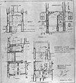 Restauratie lysthof voor het maken van een tunnel, 1906, tekening van Cuypers - Apeldoorn - 20023689 - RCE.jpg