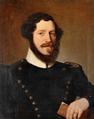 Retrato de oficial (c. 1834-1843) com a Carta Constitucional.png