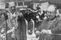 Rex Pilbeam and Vince Gair opening Fitzroy Bridge 1952.png