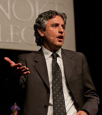 Reza Aslan - Aslan speaking at Roanoke College, 18 April 2012