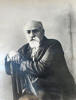 David Riazanov - David Riazanov (1870-1938).