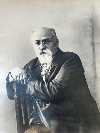 Marx–Engels–Lenin Institute - David Riazanov (1870-1938), head of the Marx-Engels Institute from its formation in 1919 until his arrest in February 1931.
