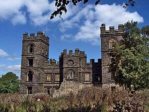 Riber Castle - Riber Castle