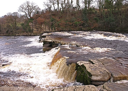 Richmond Falls - geograph.org.uk - 1690957