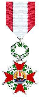 Order of Tahiti Nui French polynesian order