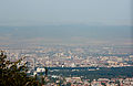 Ride with Simeonovo Cablecar to Aleko, view to Sofia 2012 PD 025.jpg