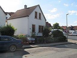 Ringstraße in Nierstein