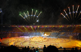 2007 Pan American Games - The 2007 Pan American Games closing ceremony.