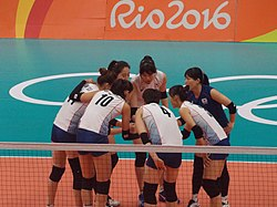 Rio 2016, Women's Volleyball, South Korea x Netherlands (21).jpg
