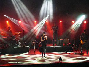 Rita (Israeli singer) - Rita in concert, Jerusalem