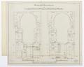 Ritningar. Hallwylska palatset - Hallwylska museet - 105191.tif