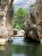 Gandesa viquip dia l 39 enciclop dia lliure for Piscinas naturales horta de sant joan