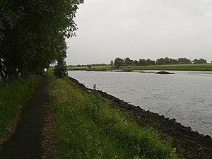 River Cart - River Cart, looking south