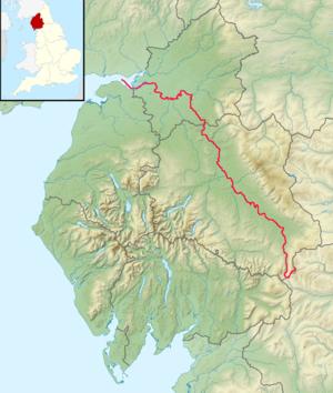 River Eden, Cumbria