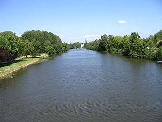Sarthe (river) river in France