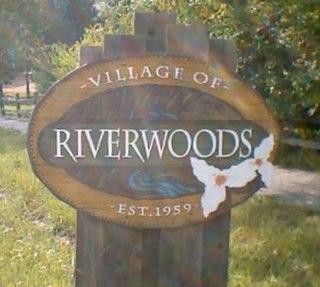 Riverwoods, Illinois Village in Illinois, United States