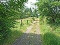 Road barrier near Scotch Kershope - geograph.org.uk - 209049.jpg