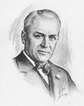 Robert A. Millikan sketch 1931.png