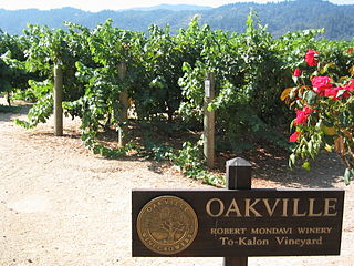 Oakville, California Census-designated place in California, United States