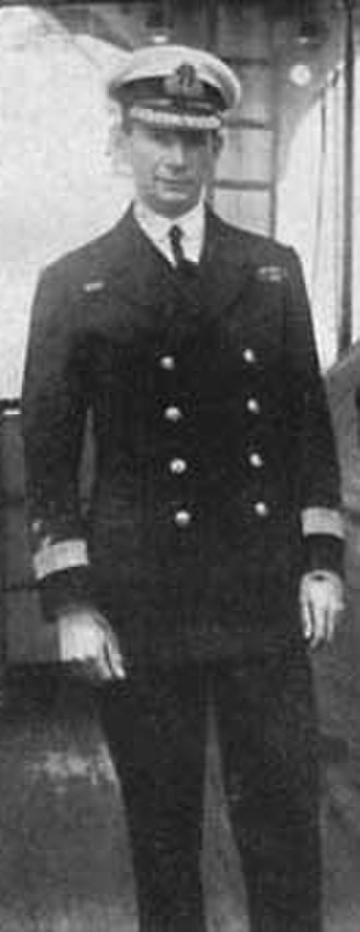 Battle of Heligoland Bight (1914) - Commodore Roger Keyes, who devised the attack
