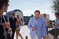 Roger Moore sur le tournage de Incompatibles 1.jpg