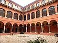 Roma, Reale accademia di Spagna, chiostro (3).jpg