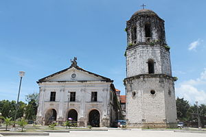 Roman Catholic church, Loay, Bohol, Philippines