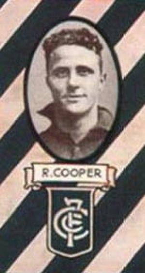 Ron Cooper (Australian footballer) - Image: Ron Cooper