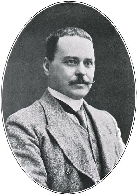 British doctor Ronald Ross received the Nobel Prize for Physiology or Medicine in 1902 for his work on malaria. Ronald Ross.jpg