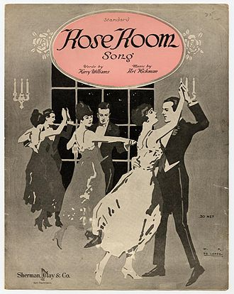 Sherman Clay - Image: Rose Room cover