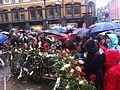 Rosemarkering Oslo tinghus.jpg