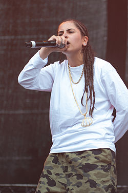 Rosh @ Way Out West, Gothenburg, Sweden, August 2014.jpg