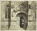 Roslin Chapel, South Porch MET DP107956.jpg
