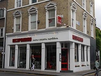 Rossopomodoro - Rossopomodoro, Fulham Road, Chelsea, London