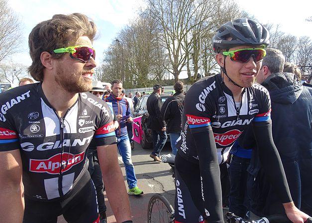Roubaix - Paris-Roubaix, 12 avril 2015, arrivée (C28).JPG