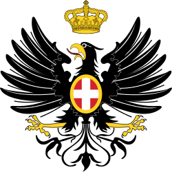 Royal Eagle of the House of Savoy.svg