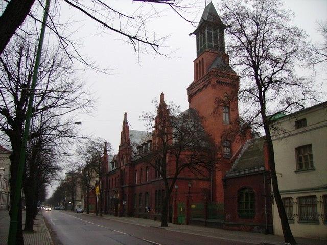 Royal Mail Palace in Klaipeda